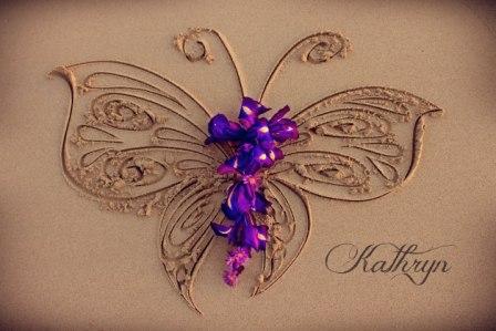 Kathryn butterfly