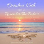 October 15th Wave of Light
